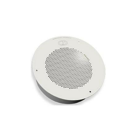 Auxiliary Speaker, Analog - Gray White (Analog Speaker)