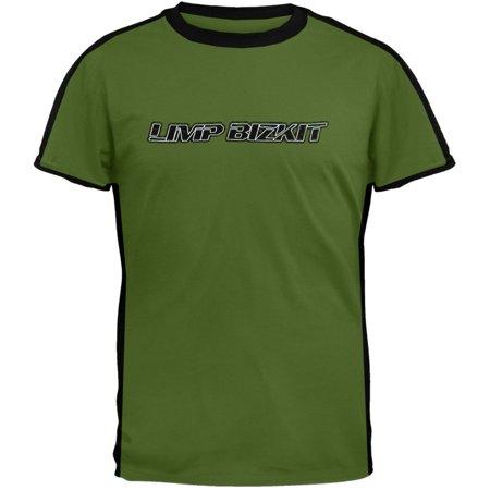Limp Bizkit - Striper Green T-Shirt