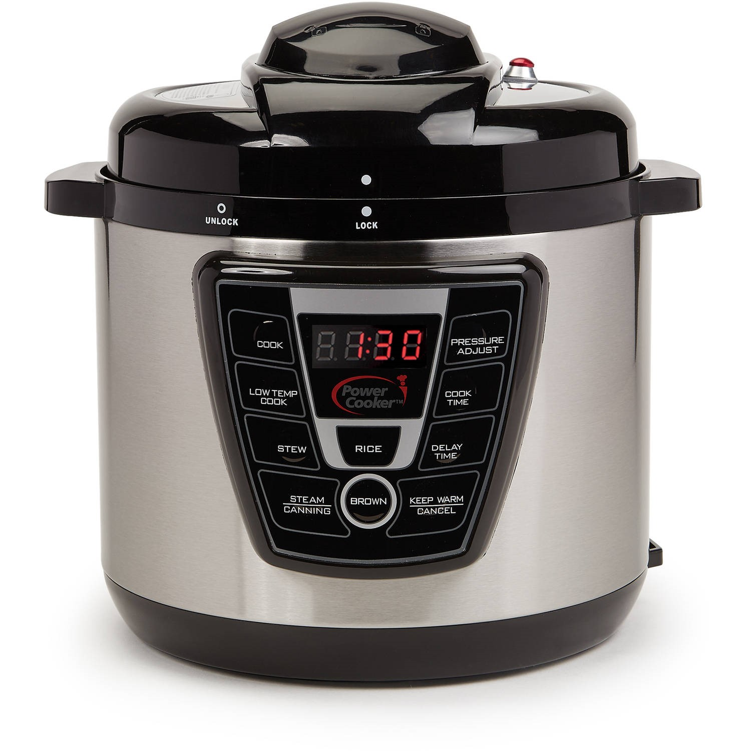 Power Cooker 8qt Pressure Cooker