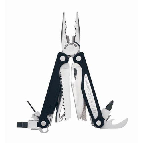 Leatherman Charge ALX Plier Multi-Tool & Bit Kit w/Leather Sheath Pouch - 830678