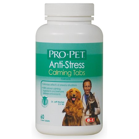Propet Anti Stress Calming Tablets  60 Ct