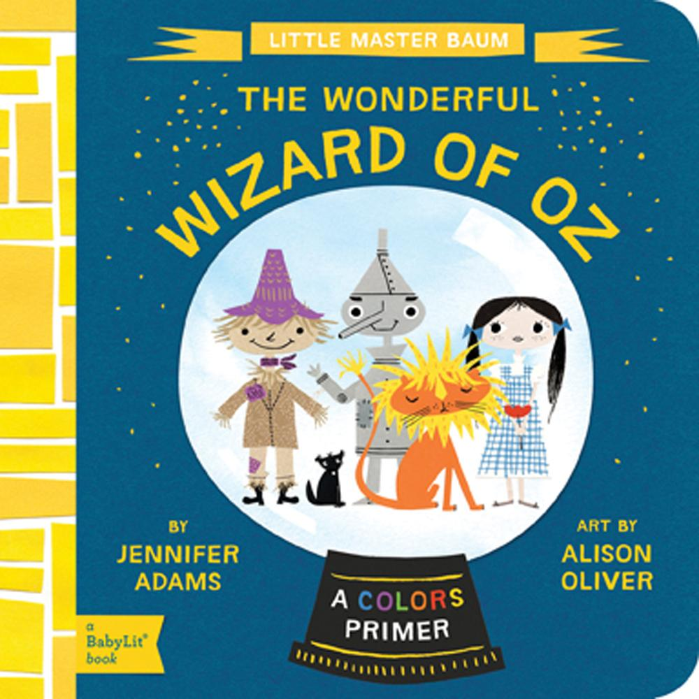 BabyLit Books: The Wonderful Wizard of Oz (Other)