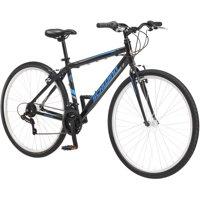 700c Schwinn Pathway Men's Multi-Use Bike, Black