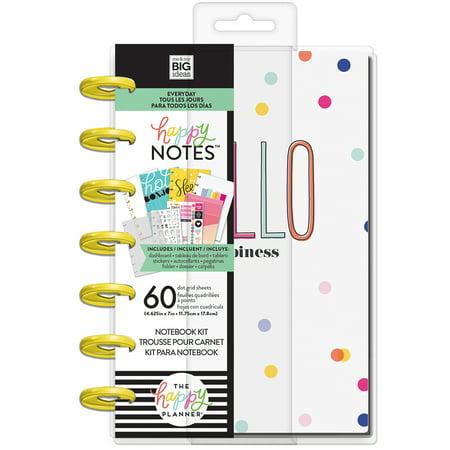 The Happy Planner® Mini Happy Notes™ Kit - Hello Happiness