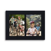 Adeco Trading 2 Opening Wall Hanging Tabletop Picture Frame