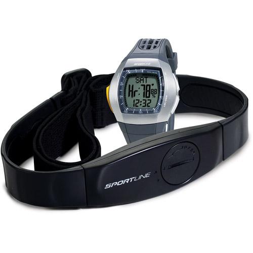 Sportline Duo 1025 Heart Rate Monitor, Grey