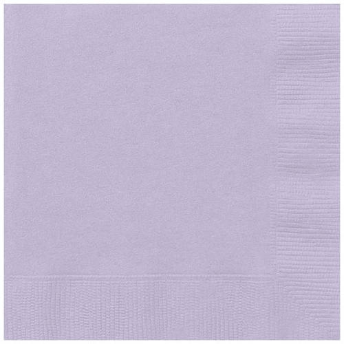 Party Beverage Napkins Solid Color 25*25cm 10*10In 2-Ply 20Pcs - image 1 of 1