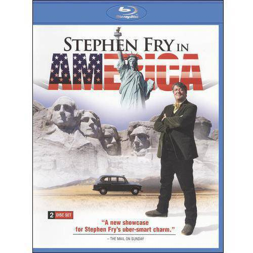 Stephen Fry In America (Blu-ray) (Widescreen)