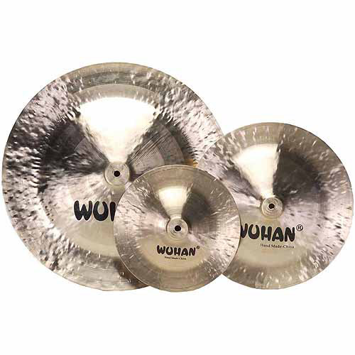 "Wuhan 12"" Lion China Cymbal"