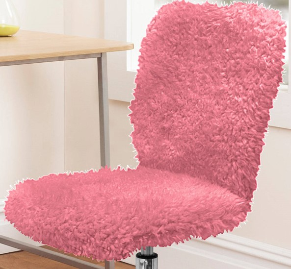 Miraculous Urban Shop Faux Fur Armless Swivel Task Office Chair Forskolin Free Trial Chair Design Images Forskolin Free Trialorg