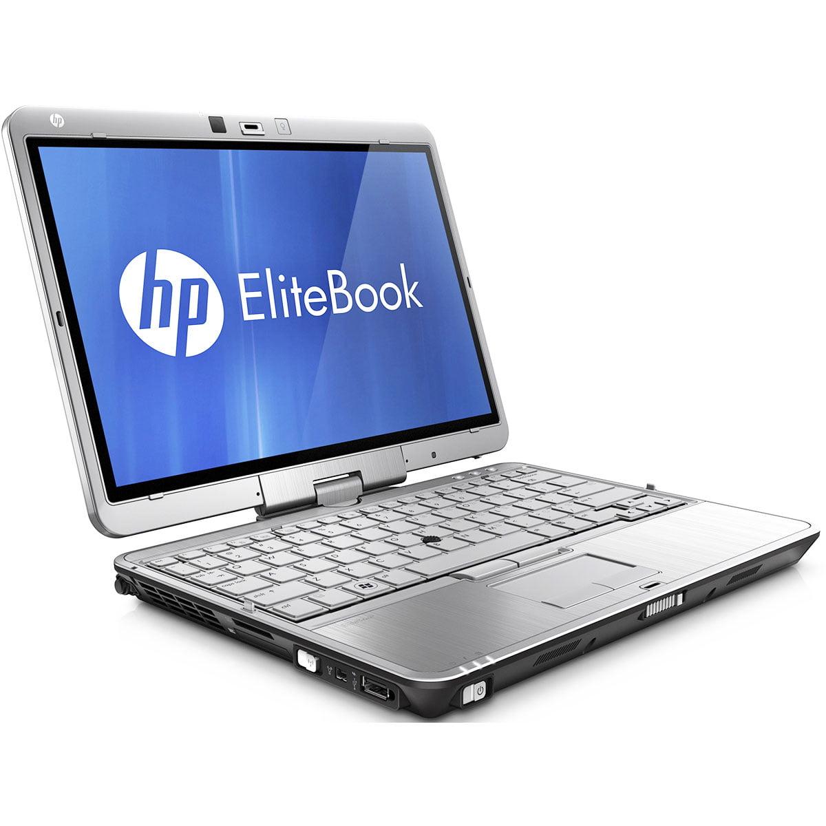 HP 2760p 2.7GHz i7 8GB 160SSD Windows 10 Pro 64 Tablet PC...