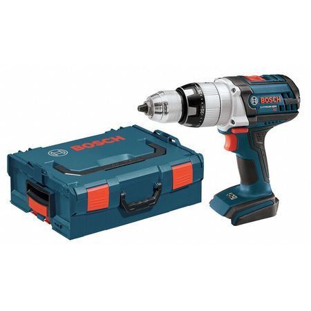 Cordless Hammer Drill/Driver,1/2 In. Dr. BOSCH HDH181BL