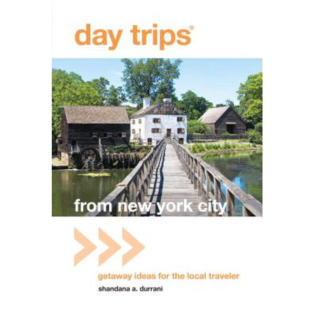 Day Trips® from New York City - eBook (Day Trips From New York Without A Car)