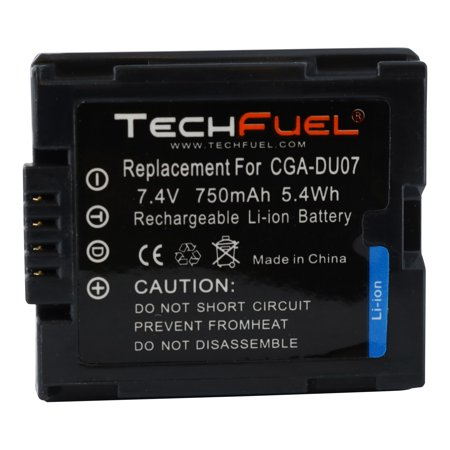 TechFuel DZ-BP7S Battery for Hitachi Camcorders