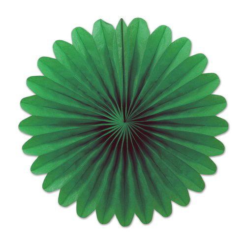The Party Aisle Mini Tissue Fan (Set of 12)