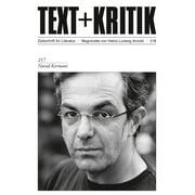 TEXT + KRITIK 217 - Navid Kermani - eBook