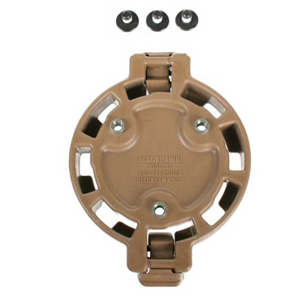 Blackhawk Quick Disconnect Female Adapter Coyote Tan