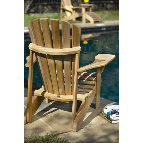 Douglas Nance Montauk Adirondack Chair by Douglas Nance