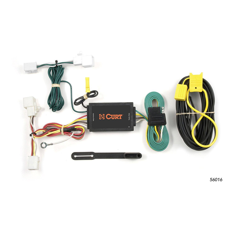 Curt Wiring Harness 56070 Solutions Installation 56016 Custom Ball For 20072018 Trailer