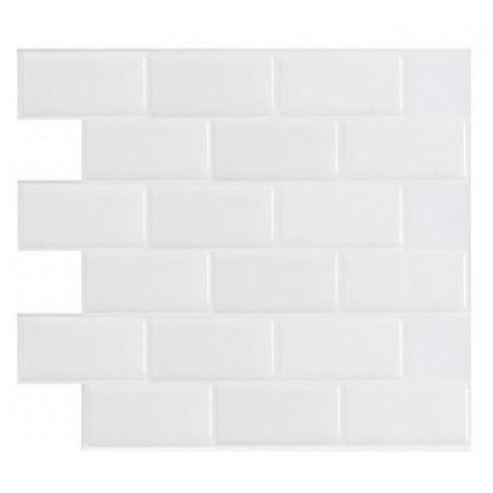 12 x 12 peel and stick tile kitchen backsplash mosaic sticker wh