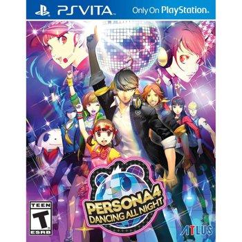 Persona 4: Dancing All Night for PS Vita