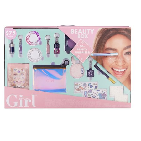 Who's That Girl Beauty Box with 20+ Beauty