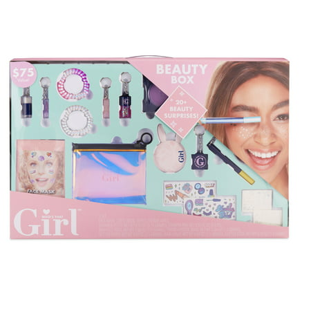 Who's That Girl Beauty Box with 20+ Beauty Surprises