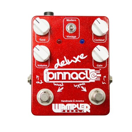 Wampler Pedals - AMP in a Box Pinnacle Deluxe Distortion