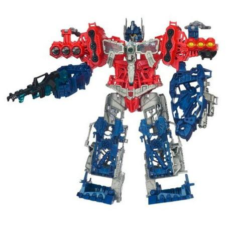 Prime Cyberverse Optimus Maximus Figure