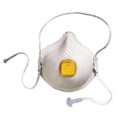 Moldex 2800 Series HandyStrap N95 Particulate Respirators 2800N95 SEPTLS507... by