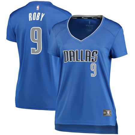Isaiah Roby Dallas Mavericks Fanatics Branded Women's Fast Break Replica Player Jersey - Icon Edition - Blue Womens Nba Player Replica Jersey
