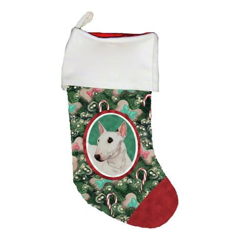 Bull Terrier Mini - Best of Breed Dog Breed Christmas