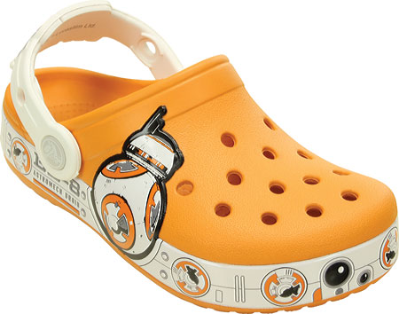 Children's Crocs CB Star Wars Hero Clog Kids by Crocs