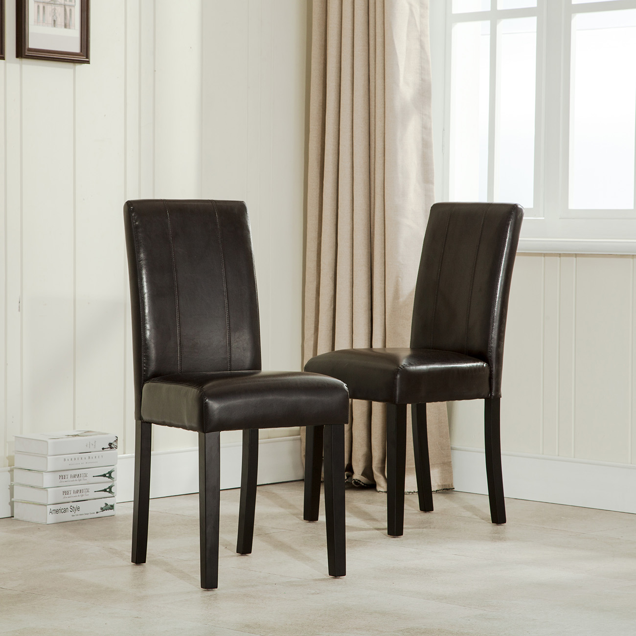 Belleze Elegant Kitchen Dinette Dining Room Chair Design ...