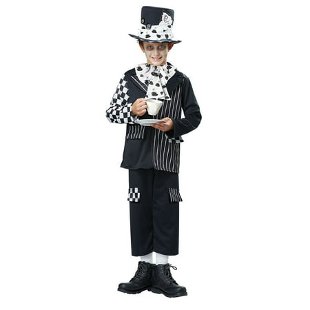 Kids Mad Hatter Costume (Mad Hatters Tea Party Outfits)