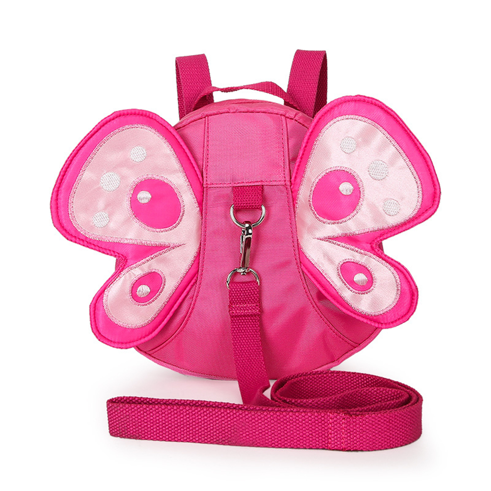 Anti Lost Kids Backpack Cute Butterfly Wing Design Children Baby Safety Keeper Toddler Walking Satchel Bag Strap Hot... by