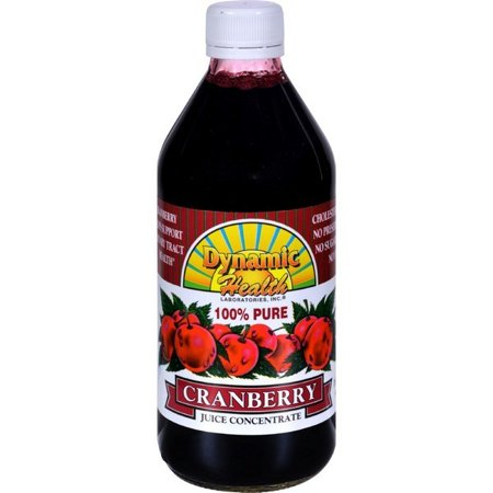 Dynamic Health Pure Cranberry Juice Concentrate - 16 Fl (Dynamic Health Cranberry Juice Concentrate 16 Oz)