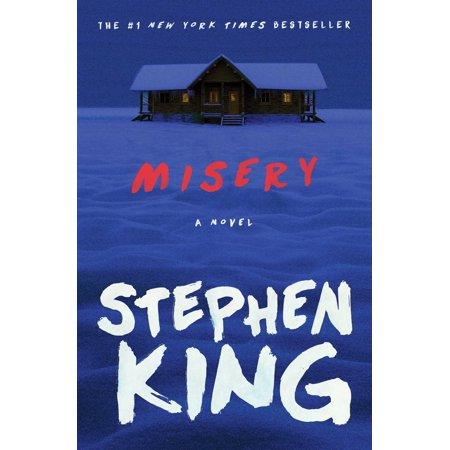 Misery : A Novel (Halloween Stephen Colbert)