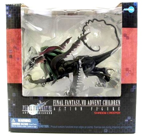 Final Fantasy Monster Collection Shadow Creeper PVC Figure