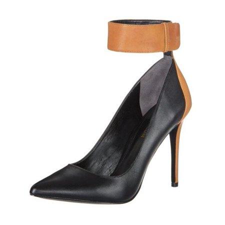 e5000662b9 Enzo Angiolini - Enzo Angiolini Women's Fastir Dress Pumps Ankle Strap Heels  - Multiple Colors - Walmart.com