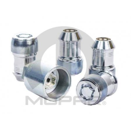 Mopar 82212564 Wheel Lock Set Dodge Ram Durango Jeep Gladiator Grand