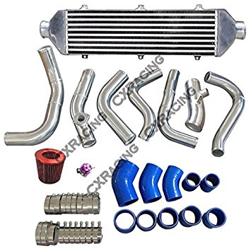 "CXRacing ""Intercooler Piping BOV Air Intake Kit for Mazdaspeed Protege 2.0L Turbo """