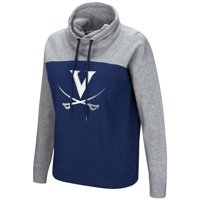 University of Virginia Cavaliers Ladies Hoodie Funnel Neck Pullover