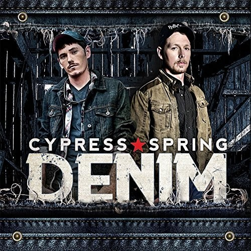 Cypress Spring - Denim