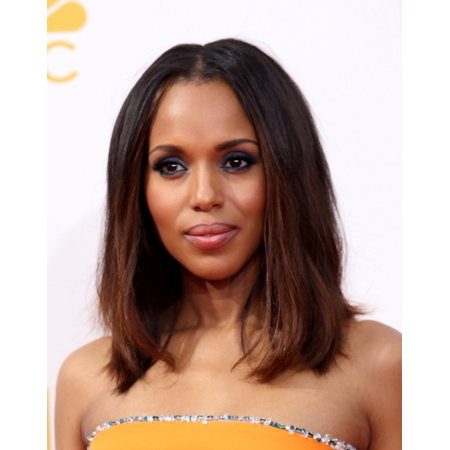 - Kerry Washington At Arrivals For The 66Th Primetime Emmy Awards 2014 Emmys - Part 2 Nokia Theatre LA Live Los Angeles Ca August 25 2014 Photo By James AtoaEverett Collection Photo Print