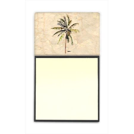 Palm Tree Refiillable Sticky Note Holder or Postit Note Dispenser, 3 x 3 In. - image 1 de 1