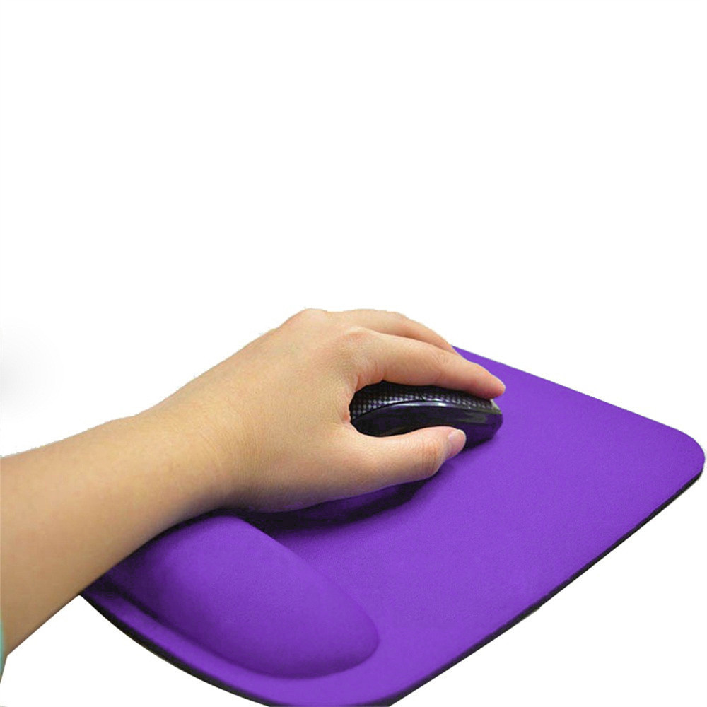 New Fashion Gel Wrist Rest Support Game Mouse Mice Mat Pad for Computer PC Laptop Anti Slip