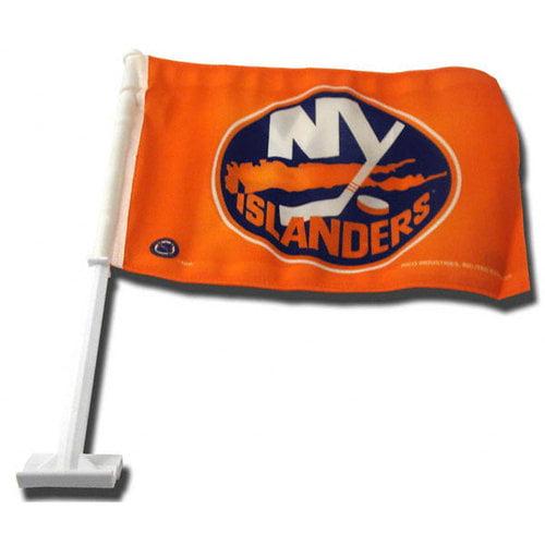 NHL - New York Islanders Car Flag