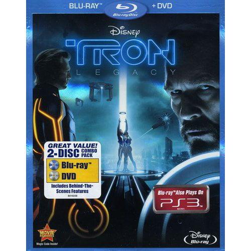 TRON-LEGACY (BR/DVD/2 DISC/WS-16X9/FR-SP-ENG SDH SUB)