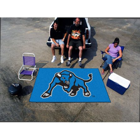 Fanmats State University Of New York At Buffalo 59 5 Inch X94 5 Inch College Ncaa Team Color Logo Ulti Mat